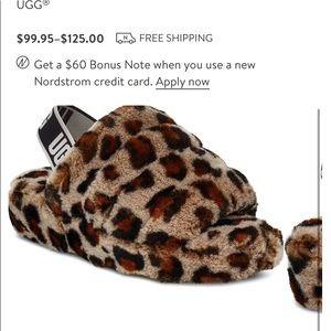 Oh platform slippers